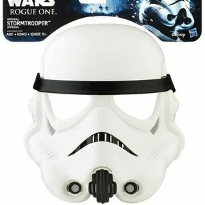 Star Wars Rogue One R1 Imperial Stormtrooper Mask